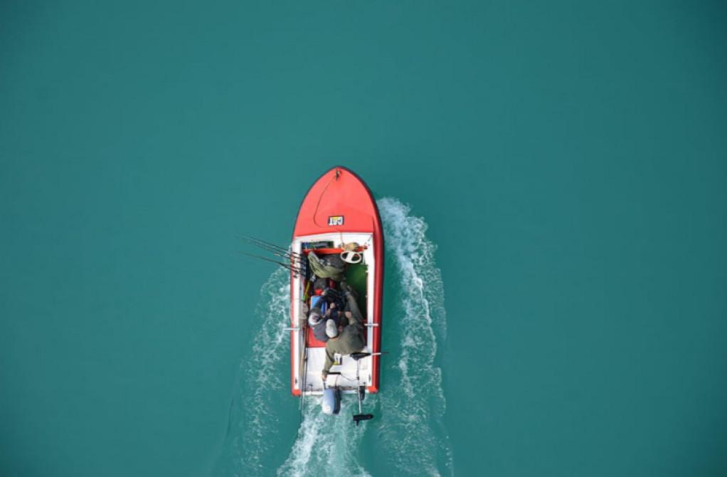 Tag på en topmoderne fisketur, og kom væk fra hverdagens stress