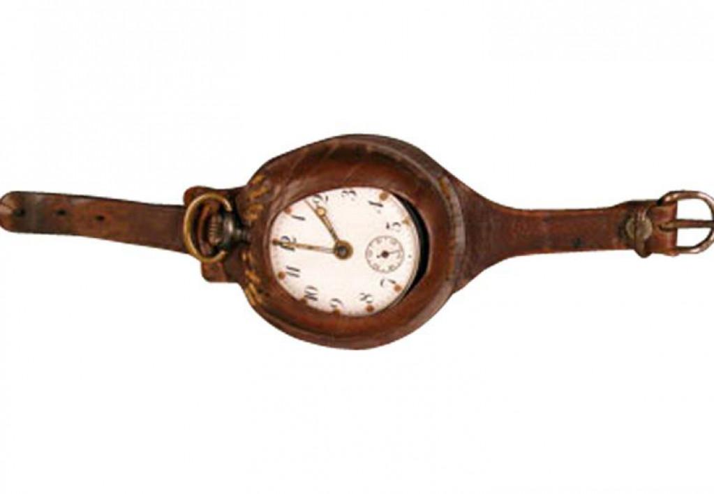 historiske armbåndsur